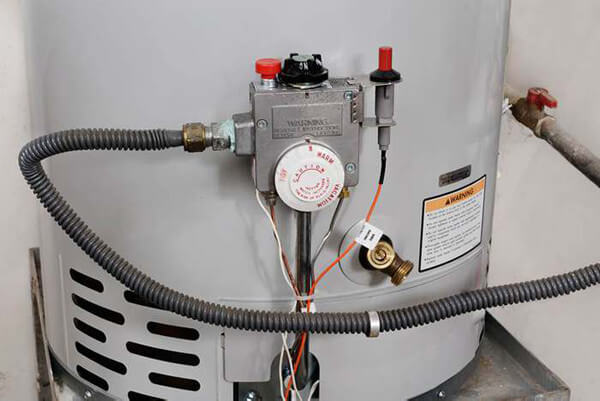 Installed Water Heater