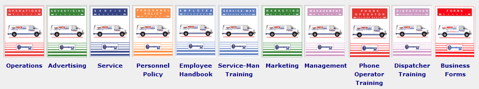 rooterman training manuals