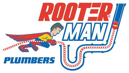 Rooter-Man Tall Logo