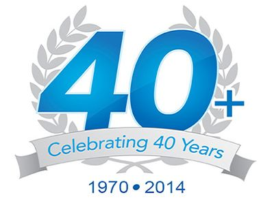Forty Years of Service