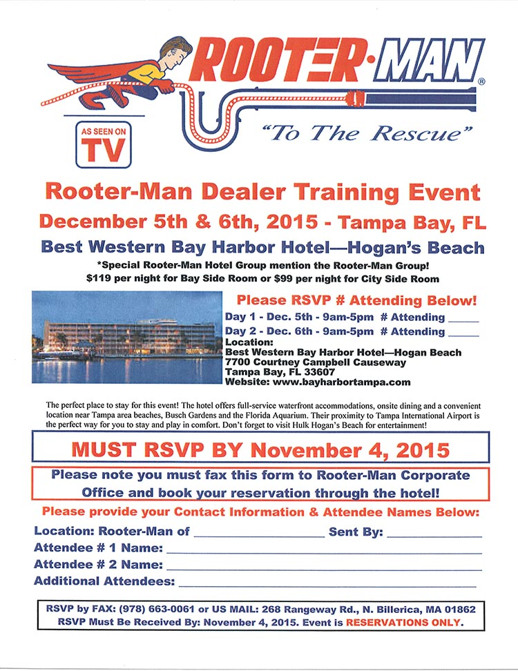 rooterman-dec2015-training