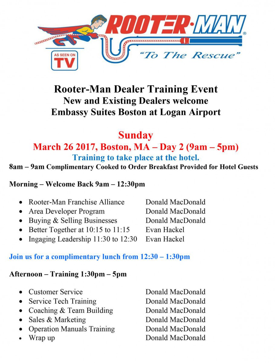 rooterman-training-mar2017-2